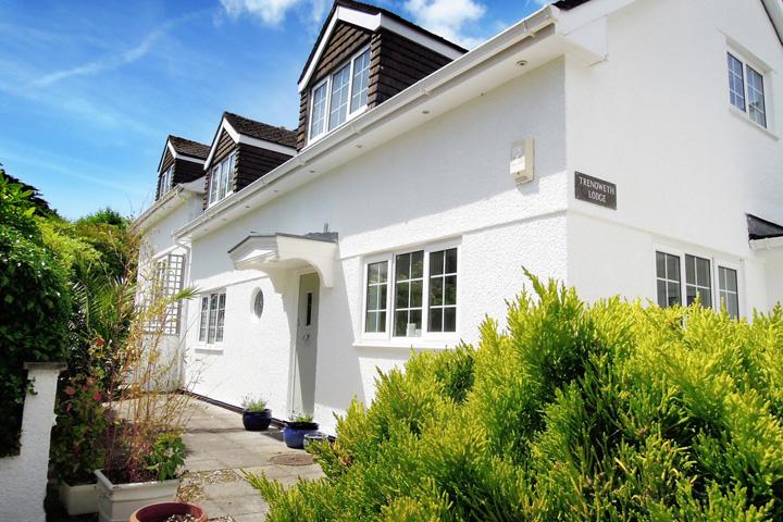 Trenoweth Lodge 1 House