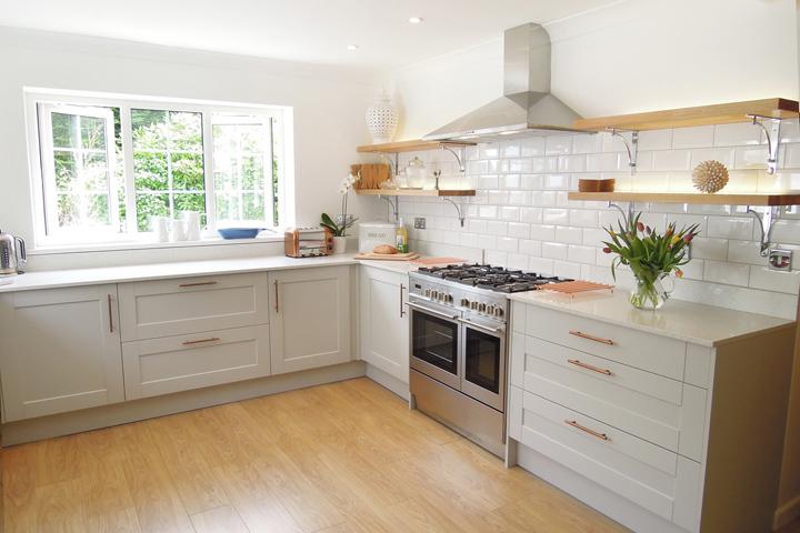 Trenoweth Lodge 2 Kitchen
