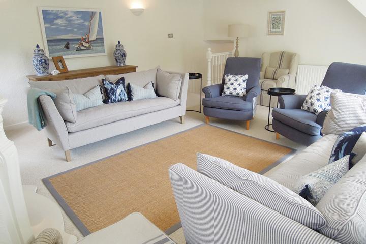 Trenoweth Lodge 3 Lounge