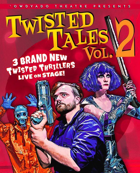 Twisted Tales Vol 2