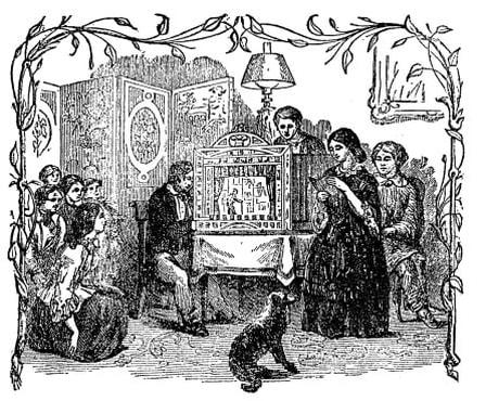 Victorian Paper Theatre