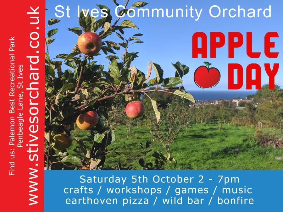 Apple Day 2019 - St Ives Orchard
