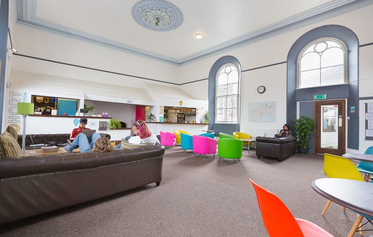 Newly refurbished hostel in St Ives