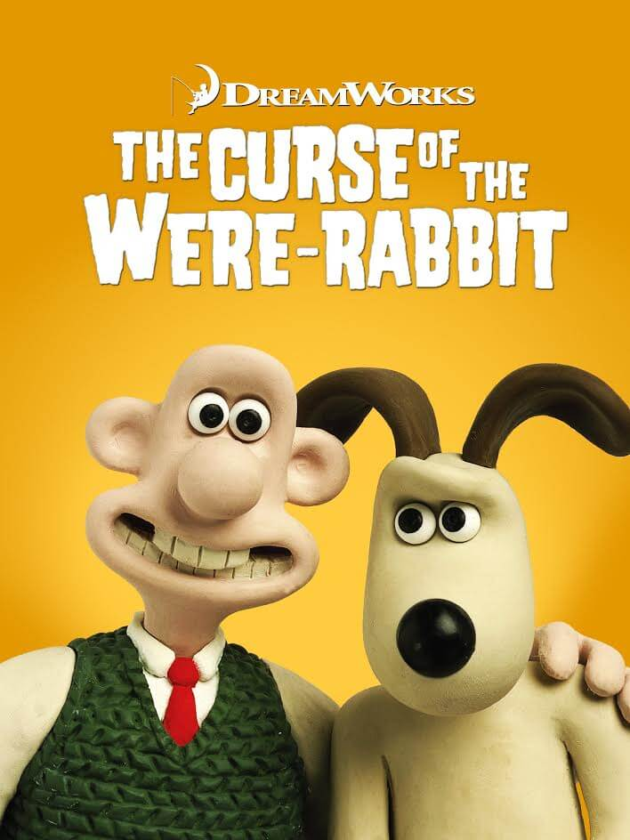 Curse Of The Were Rabbit