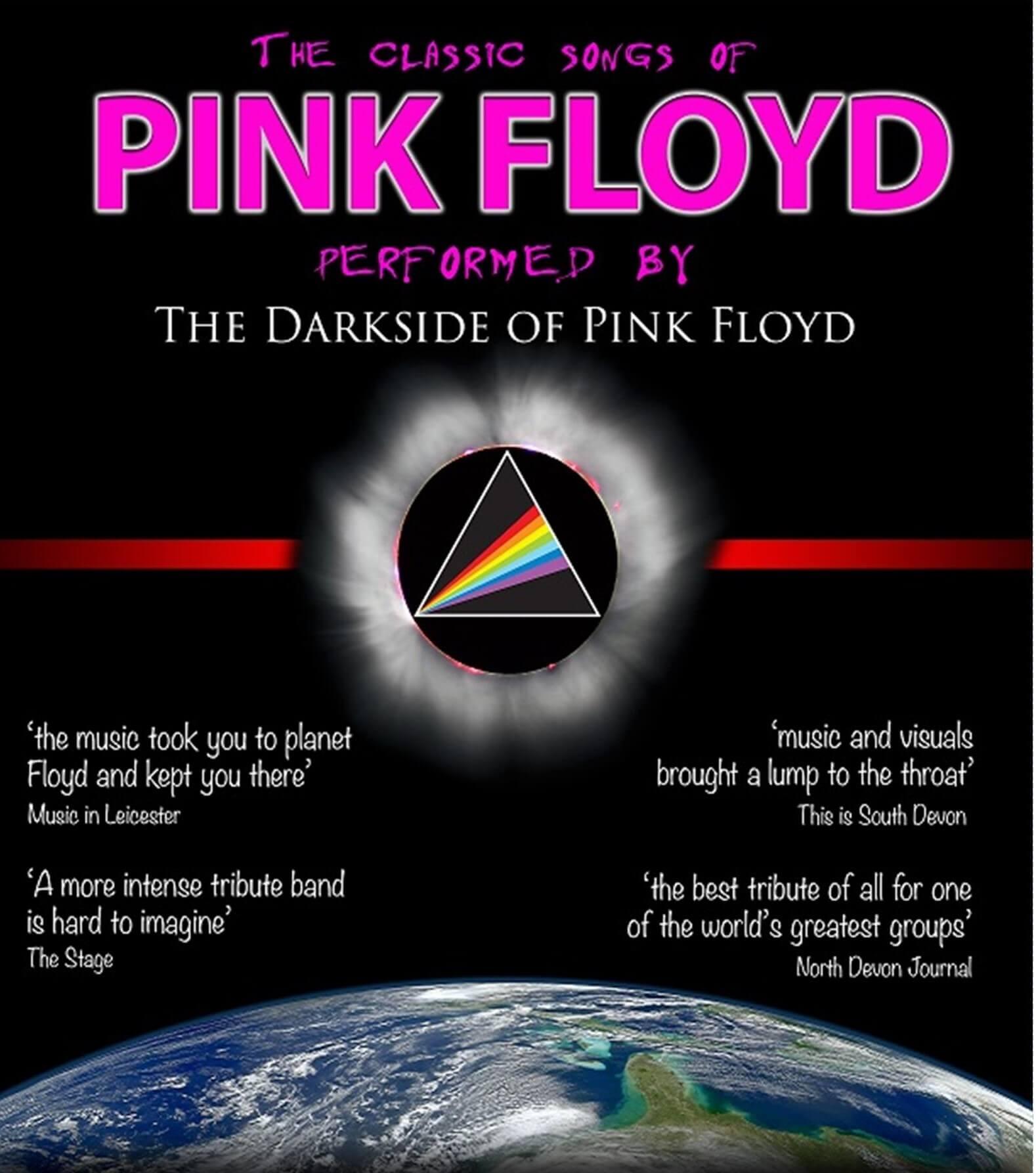 Dark Side Of Pink Floyd | St Ives Cornwall