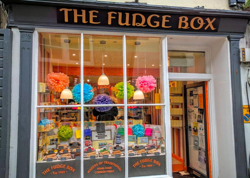 Fudge Box St Ives