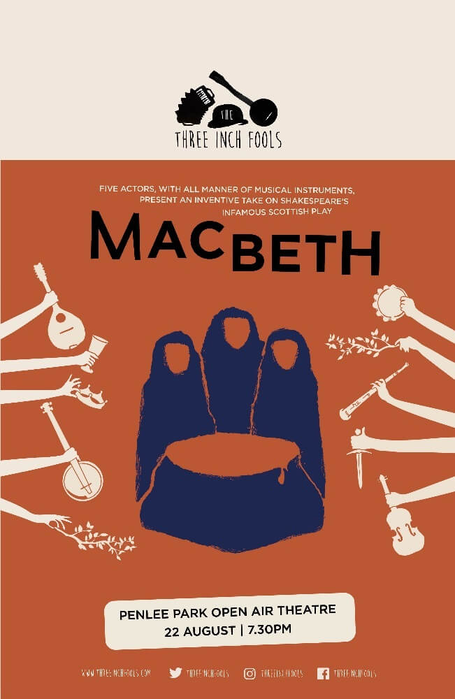 Macbeth PENLEE PARK OPEN AIR THEATRE 1000 Show Events Page 2x
