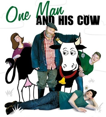 One Man & His Cow