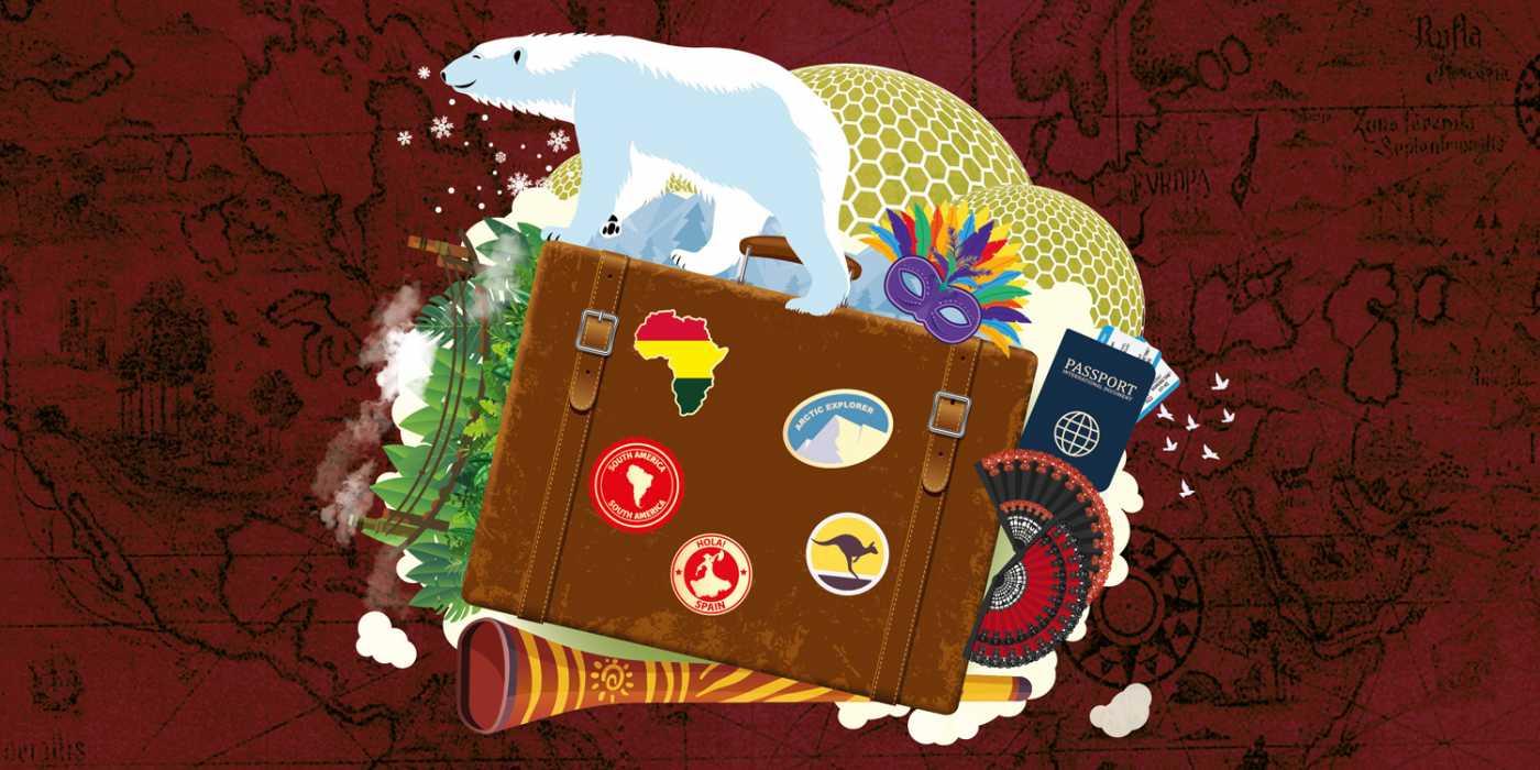 Passport To The World Eden