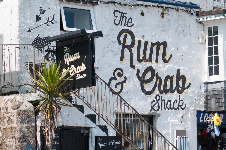 Rum Crab St Ives