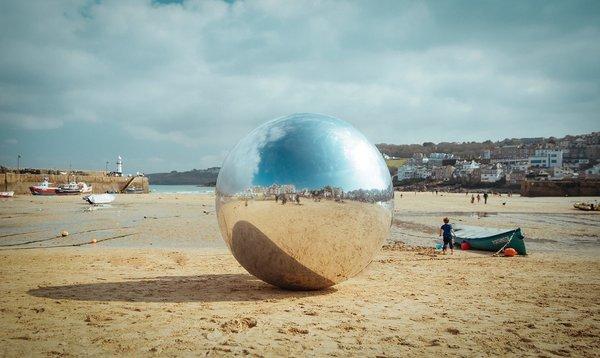 Silver Ball St Ives Allard Van Hoorn 1