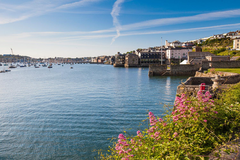 Falmouth St Ives Cornwall