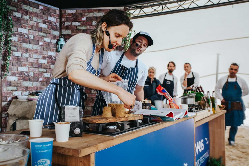 St Ives Food And Drink Chefs Frances Quinn