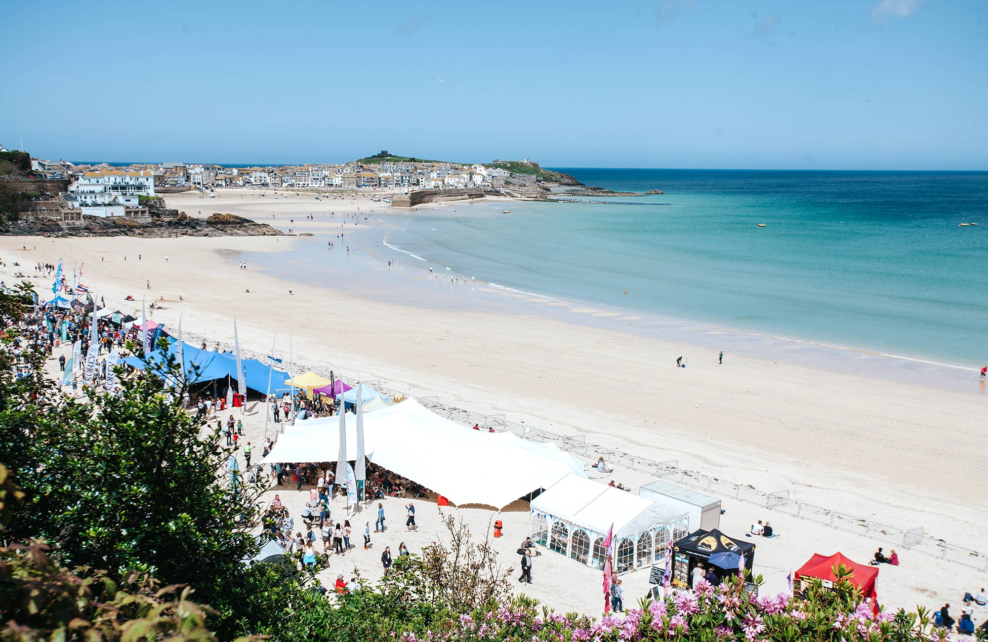 St Ives Food And Drink Fest 2018