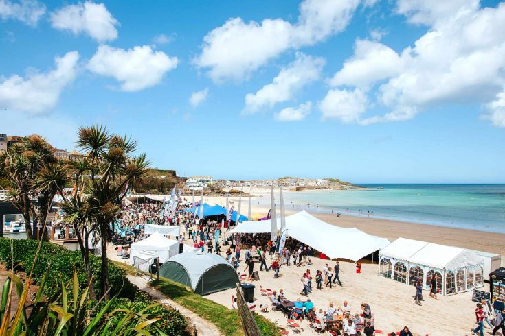 St Ives Food And Drink Festival 2018