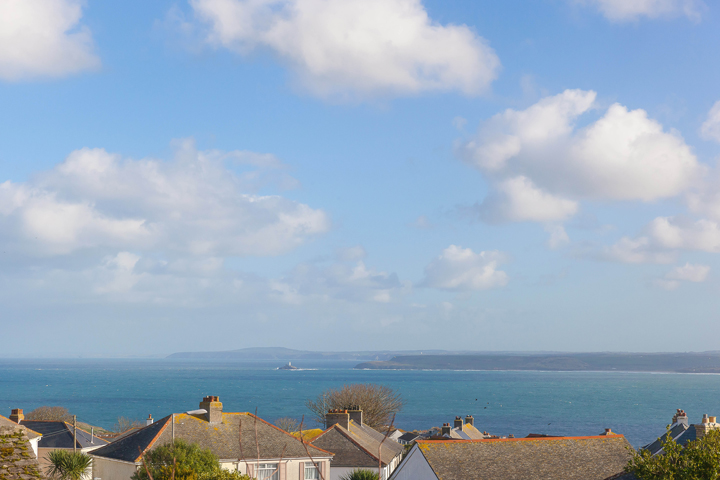 St Ives Holiday Stone Reef Sea View