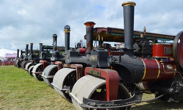 Cornish Steam & Country Fair - Stithians Showground